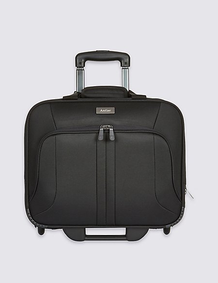 Business 200 2 Wheel Mobile Office Suitcase