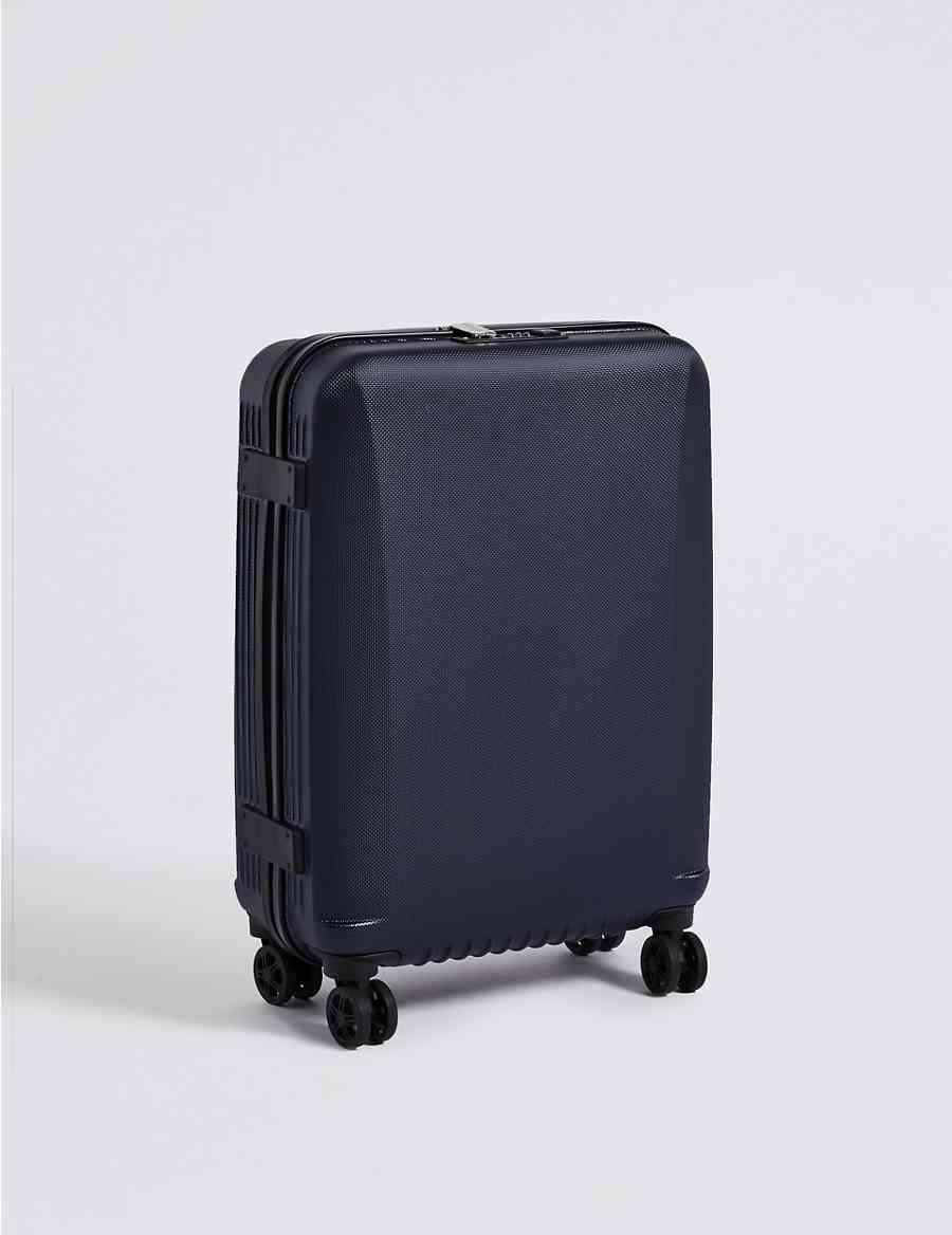 8631bb9f78f8 Cabin 4 Wheel Ultralight Hard Suitcase with Security Zip