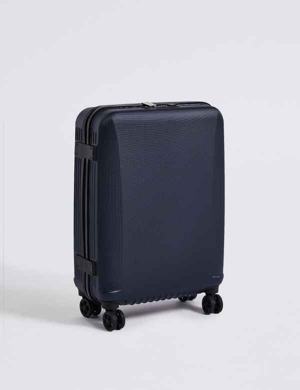 dc4ad5b8fd5 Cabin 4 Wheel Ultralight Hard Suitcase with Security Zip