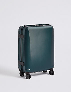 Cabin 4 Wheel Ultralight Hard Suitcase with Security Zip