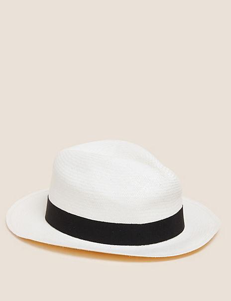 Christy's Straw Panama Hat