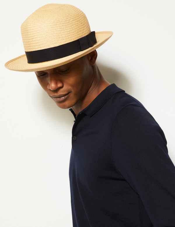 60fbaffebf8cc3 Foldable Panama Hat Made by Christys'