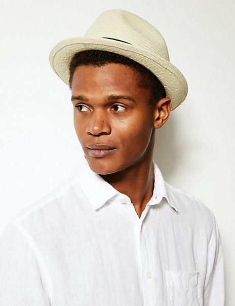 Whitney Panama Hat