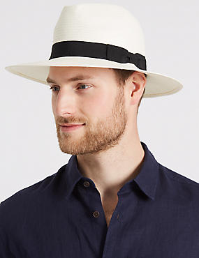 Handwoven Panama Hat