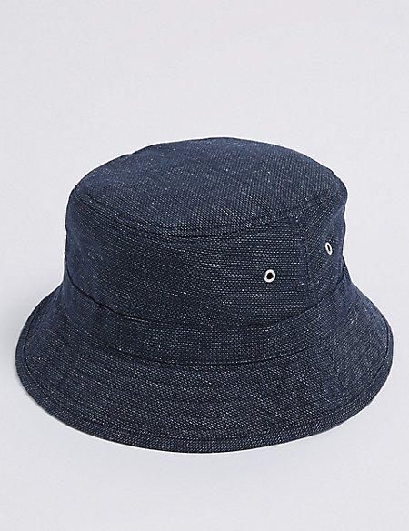 Cotton Rich Fisherman Hat