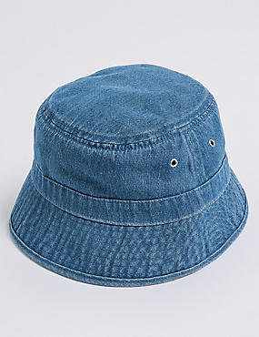 Pure Cotton Fisherman Hat