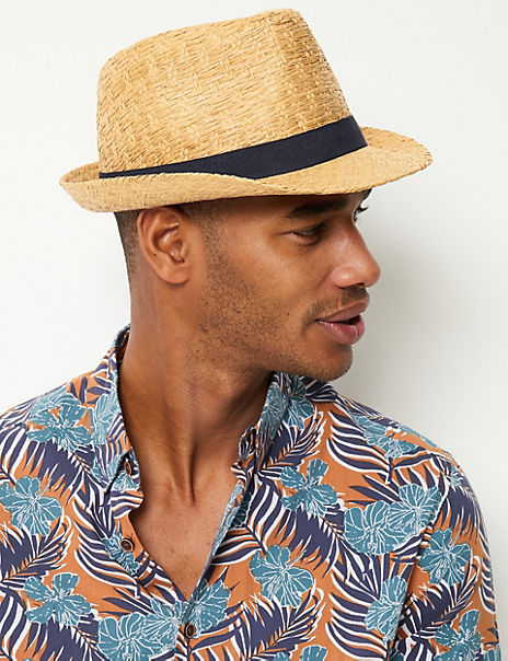 Beach Trilby Hat