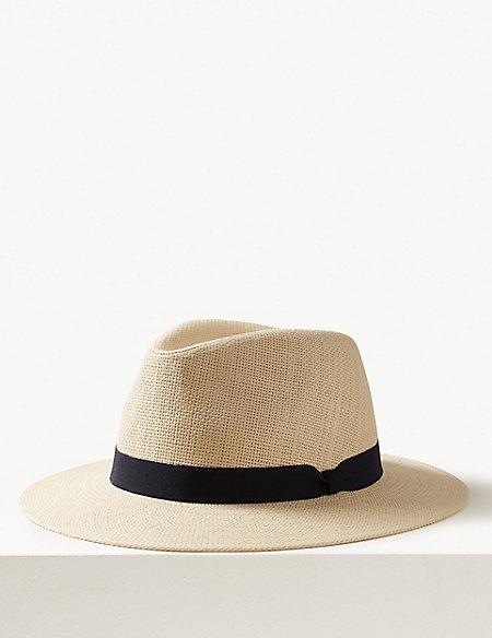 Fine Weave Ambassador Hat