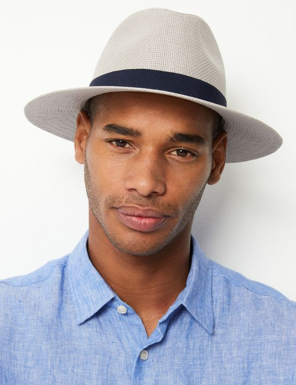 Mens Summer Hats Trilby Straw Hats Flat Caps For Men M S Ie