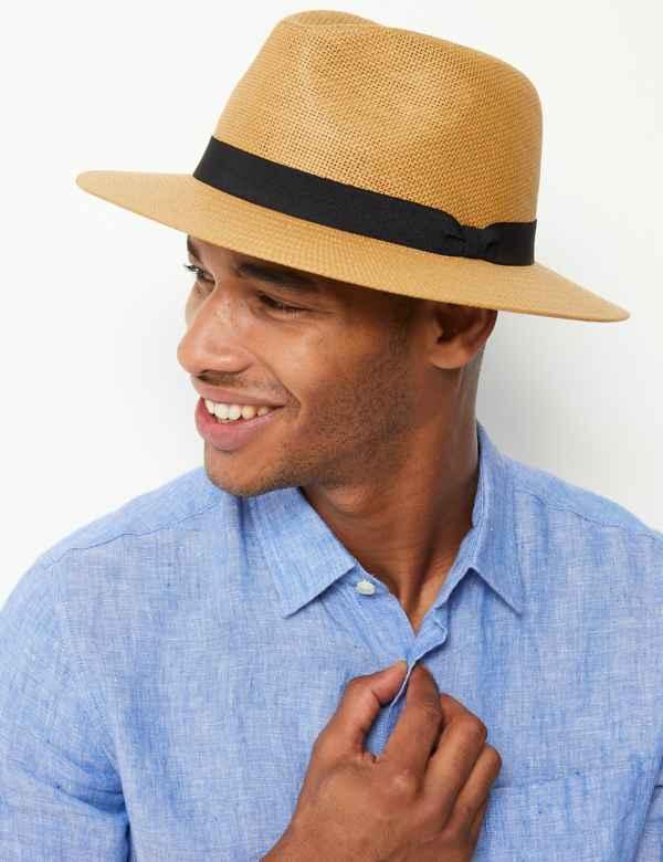 785f62b6980 Fine Weave Ambassador Hat