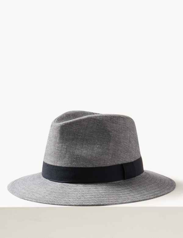 f26cd9ccb3c Herringbone Ambassador Hat