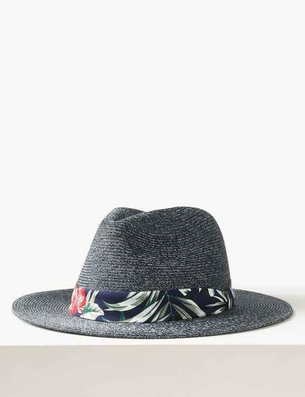 0dea00f24a6 Braid Broadbrim Ambassador Hat. New