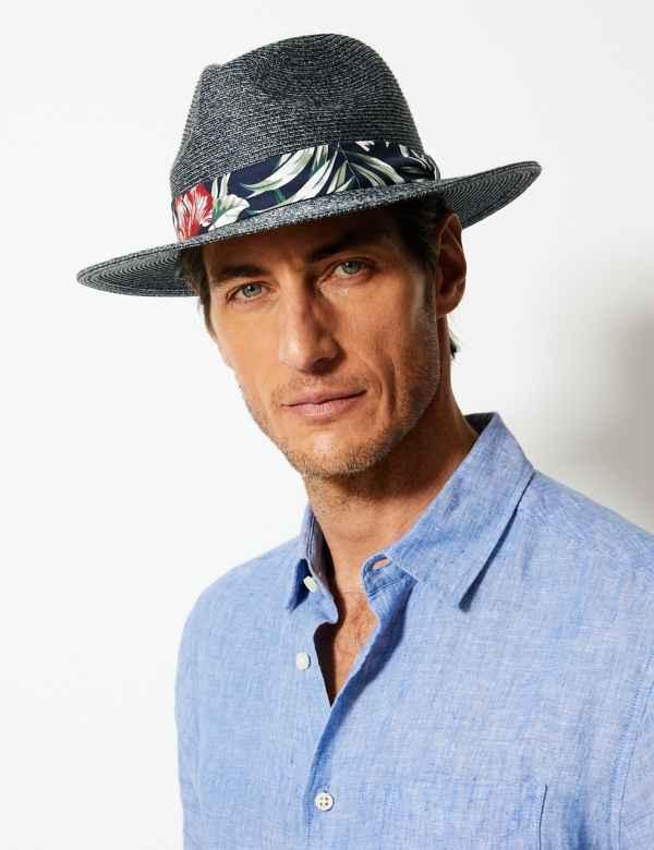 a614fb735cd Braid Broadbrim Ambassador Hat