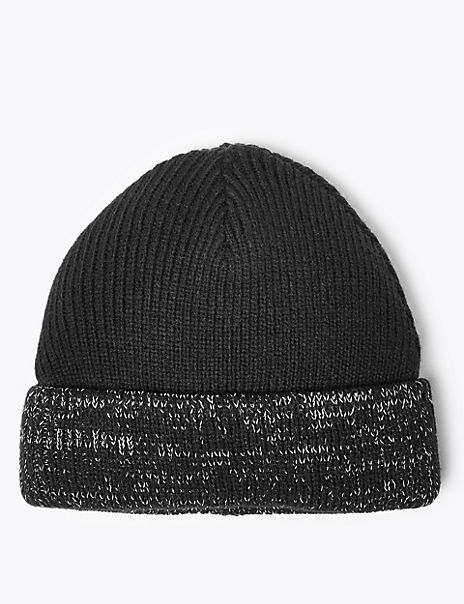 Reflective Beanie Hat with Thermowarmth™