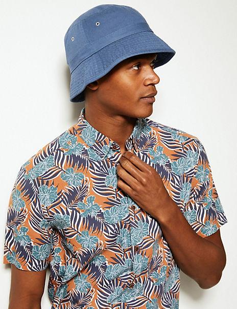 Pure Cotton Bucket Hat