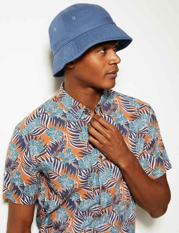 eeb741e23e17c Pure Cotton Bucket Hat. New