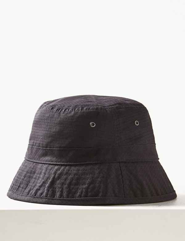 363eb25c687 Pure Cotton Bucket Hat with Stormwear™
