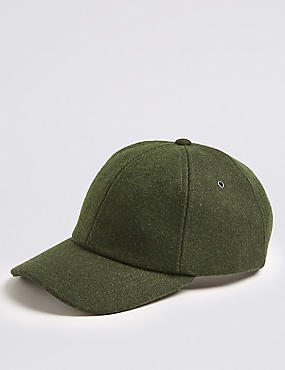 Baseball Cap with Stretch