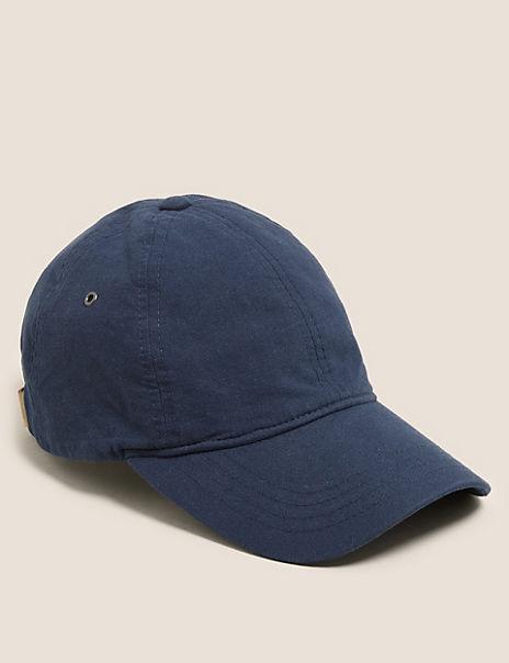 Pure Cotton Baseball Cap