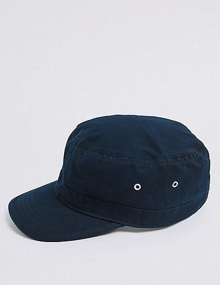Pure Cotton Train Driver Hat