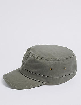 Pure Cotton Train Driver Hat