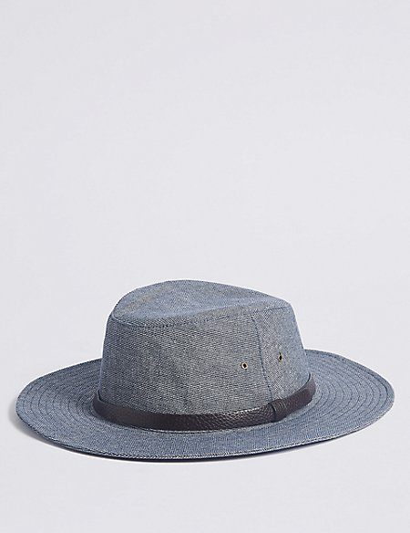 Pure Cotton Ambassador Hat with Stormwear™