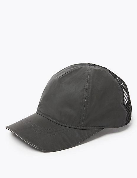 Reflective Mesh Baseball Cap
