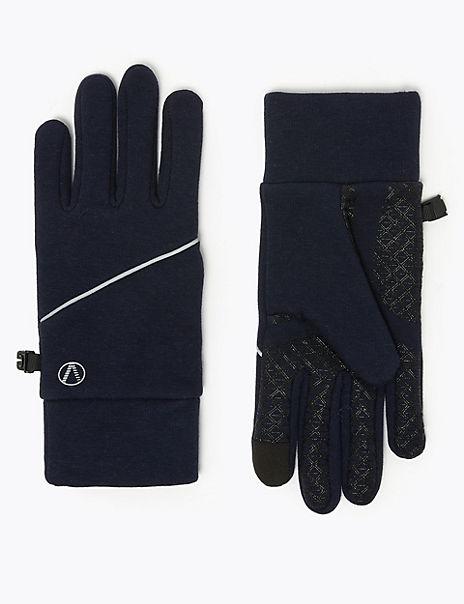 Reflective Running Gloves