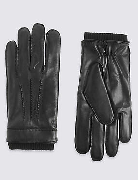 Leather Gloves with Thinsulate™