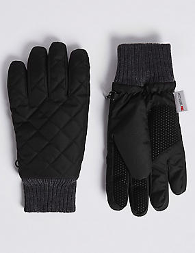 Quilted Performance Gloves with Thinsulate™