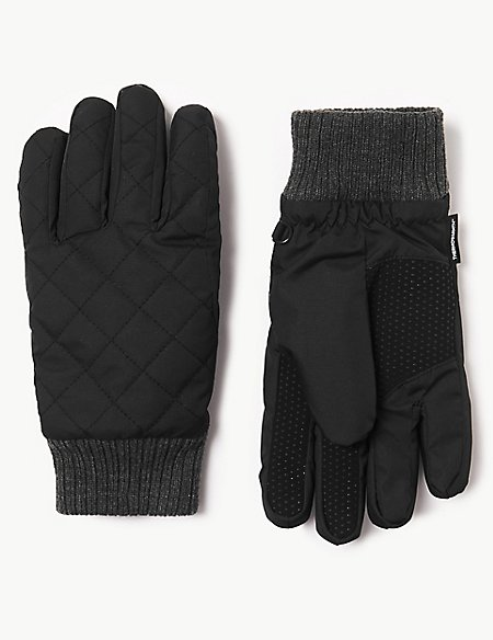 Quilted Performance Gloves