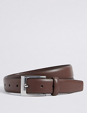 Rectangular Buckle Smart Belt