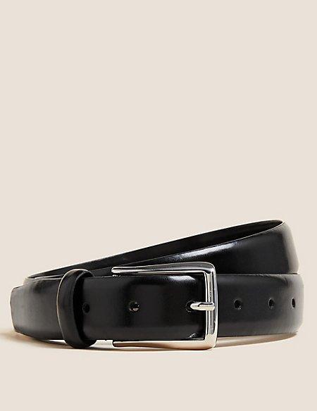 Rectangular Buckle Smart Belt