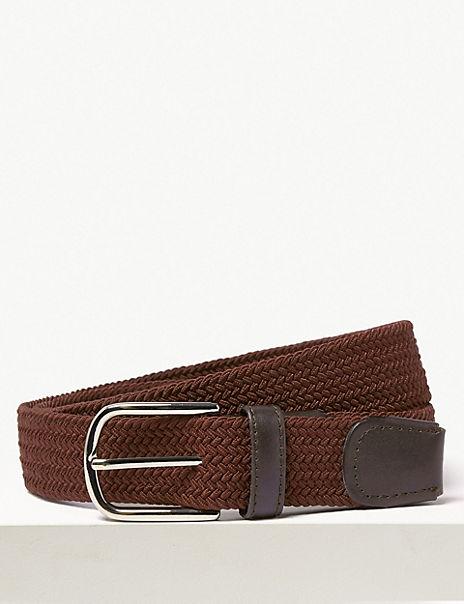 Stretch Woven Belt