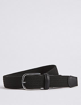 Stretch Web Active Waistband Casual Belt