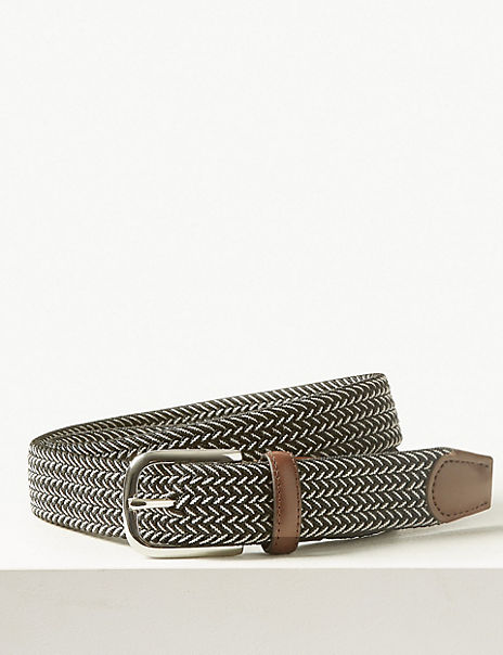 Casual Belt with stretch