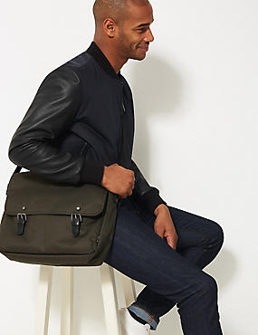 Scuff Resistant Cordura® Messenger Bag