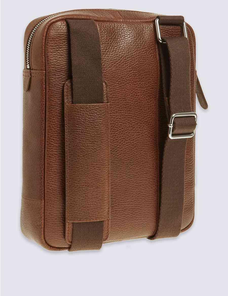 40c8e905d08f ... for whole family 6f616 12a2b Pebble Grain Leather Cross Body Bag ...
