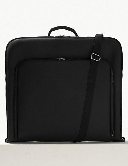 Scuff Resistant Cordura® Moulded Suit Carrier