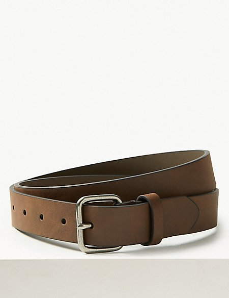 Buckle Casual Belt