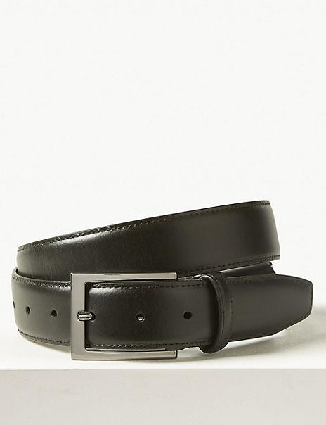 Leather Active Waistband Smart Belt