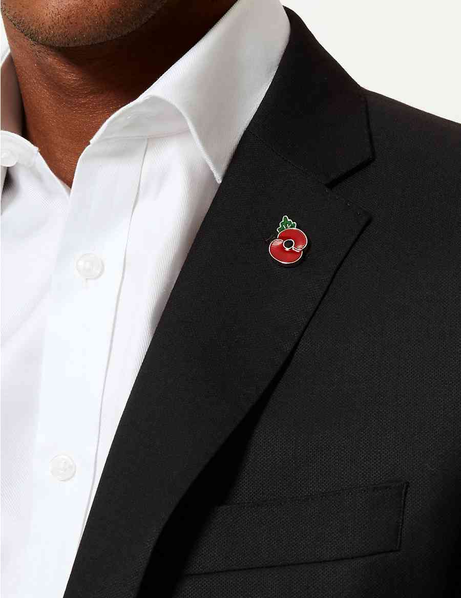 The Poppy Collection Lapel Pin Ms Collection Ms
