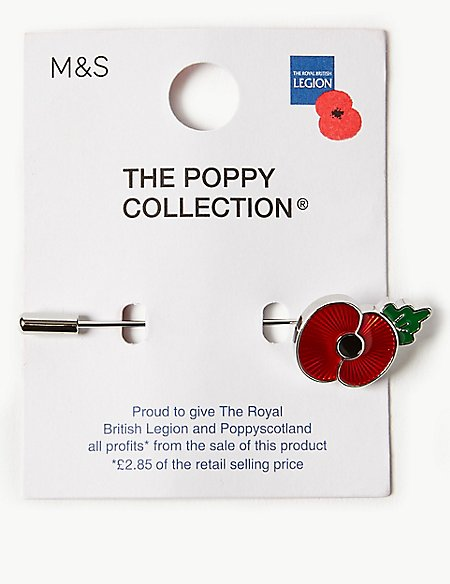 The Poppy Collection® Lapel Pin