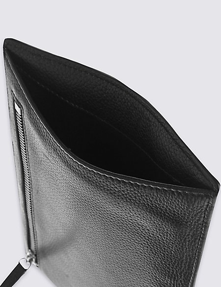 Leather Currency Slip