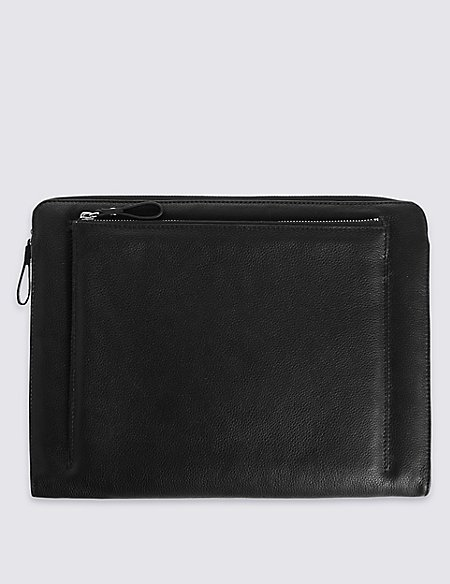 Leather Document Folio