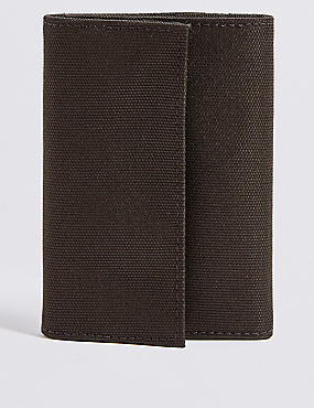 Scuff Resistant Cordura® Tri-fold Wallet with Cardsafe™