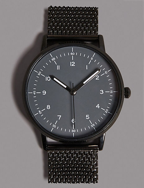 Luxury Milanese Watch
