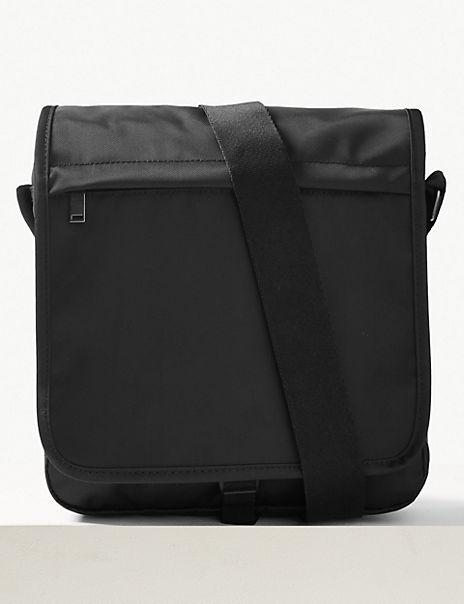 Scuff Resistant Pro-Tect™ Cross Body Bag