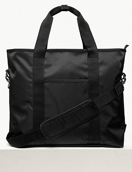 Scuff Resistant Tote Bag
