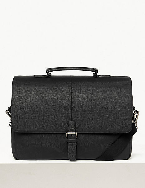 Leather Formal Briefcase